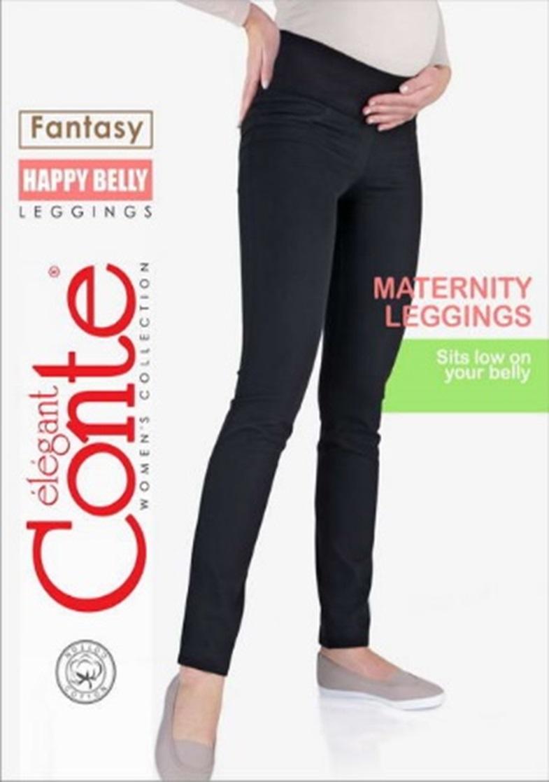 830b80fa2cf Леггинсы Happy Belly для беременных Conte