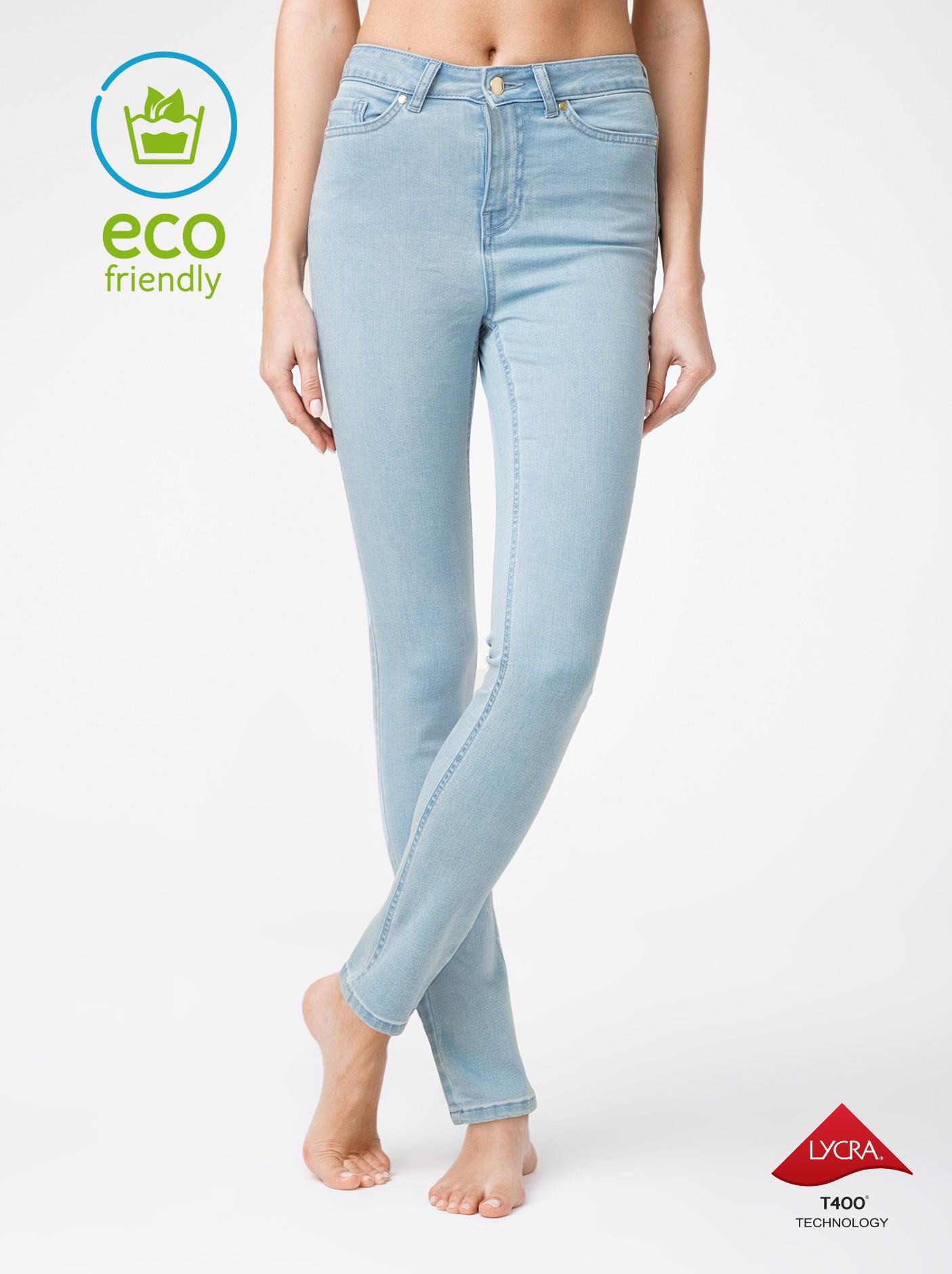 2d392529028 Брюки женские джинсовые Conte